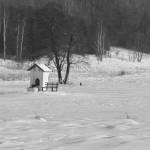 Sobotni, popołudniowy plener - Bóbrka i okolice